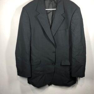 Brooks Brothers gray sport jacket size 44R